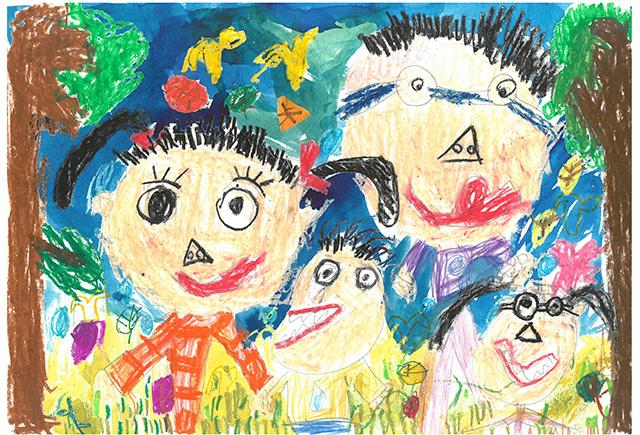제 31회 그림대회 유치부 은상 진영 나무와아이들 어린이집 김*우